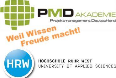 Gemeinschaftsprojekt der Hochschule Ruhr West (Bottrop) und der PMD Akademie (Gera)