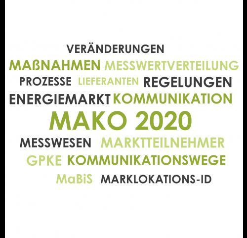 MaKo 2020 – Was ist bis zum 01.12.2019 zu tun?