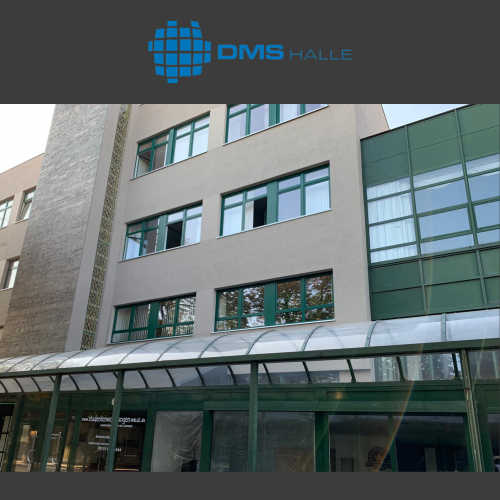 DMS Gruppe erweitert mit DMS Halle ihr Standort Netzwerk