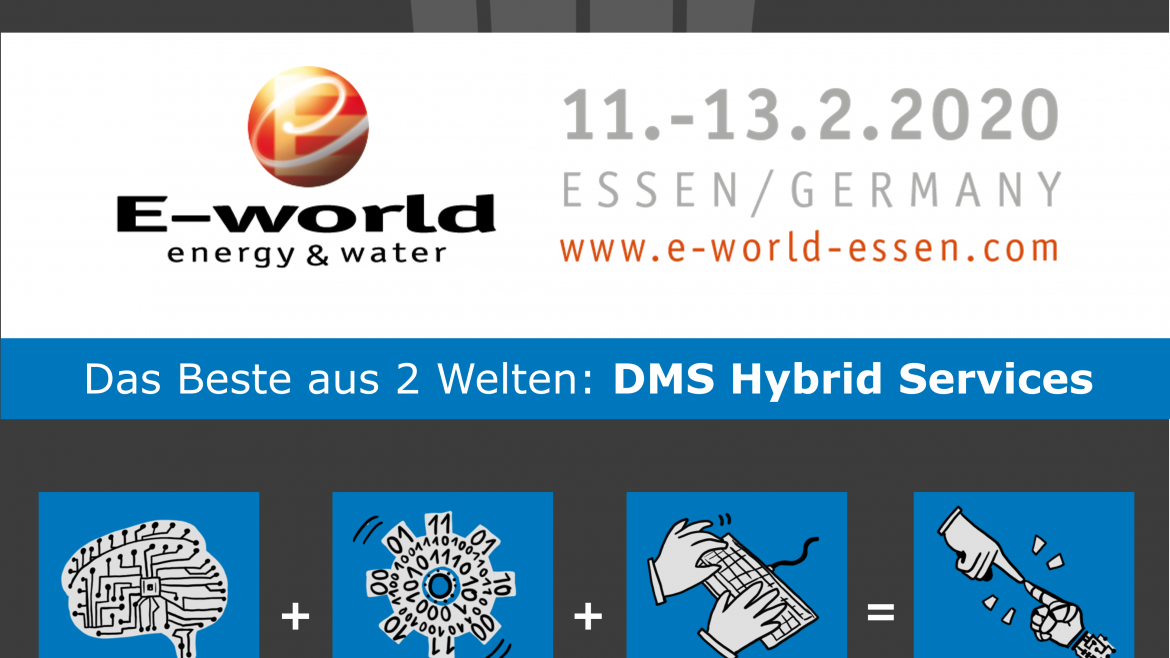 DMS @ E-world 2020