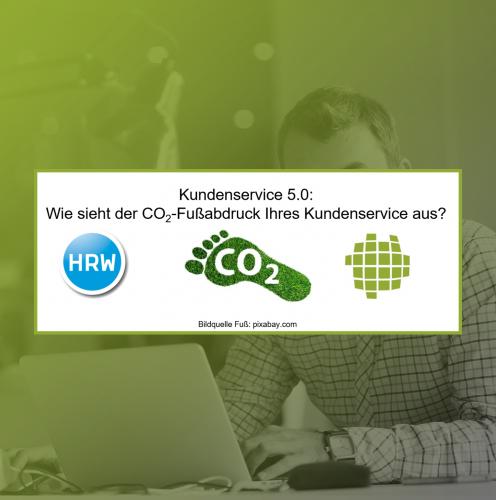 Wie sieht der CO2-Fußabdruck Ihres Kundenservice aus?