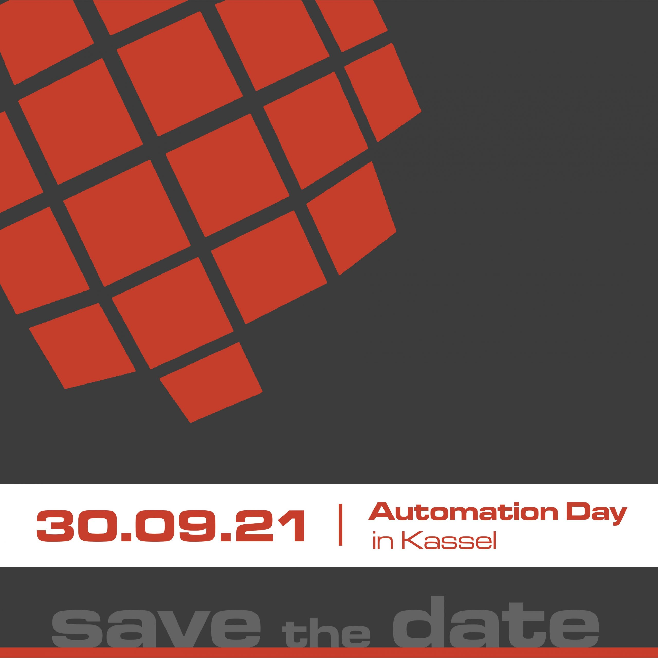 SAVE THE DATE: DMS Automation Day 2021