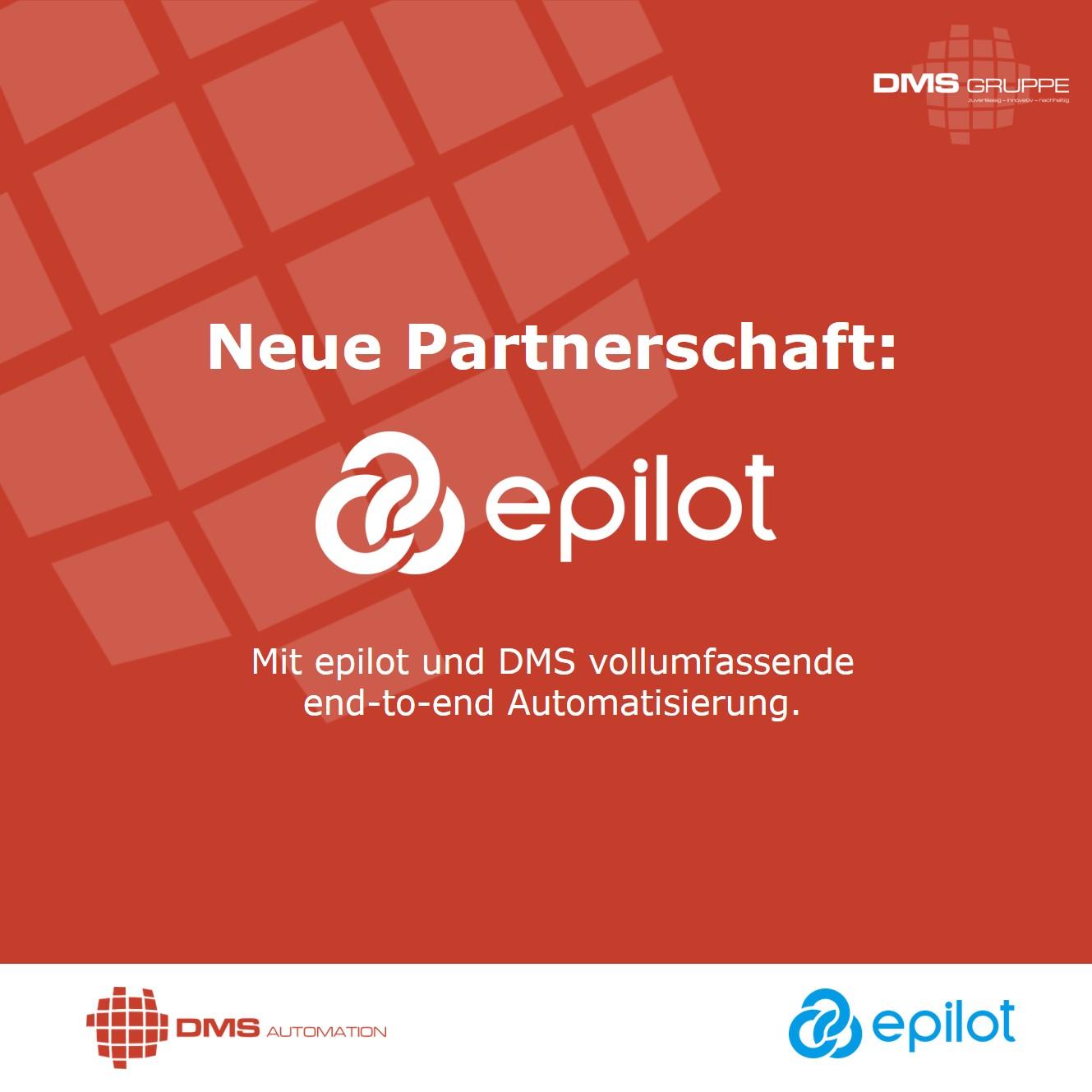 Neue Partnerschaft: DMS + epilot